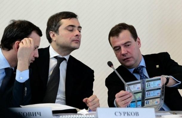Реинкарнировавшийся в Кремле Сурков займется инновациями