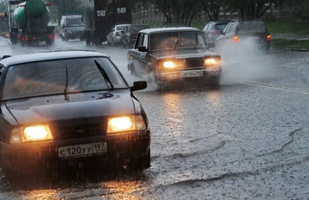 В Москве и Подмосковье объявлено штормовое предупреждение - МЧС