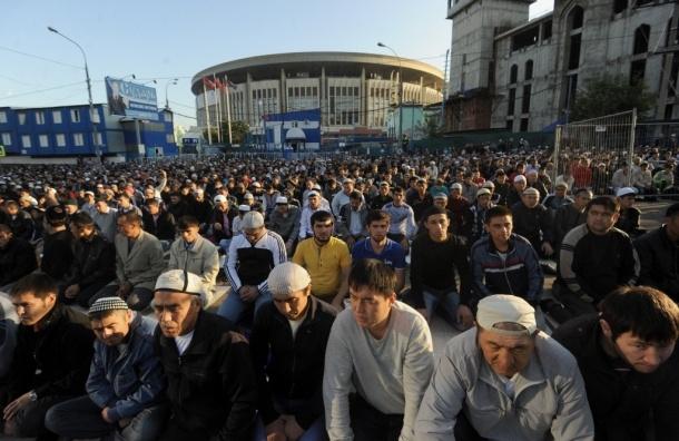 На время празднования Ураза-байрам в Москве закроют несколько улиц