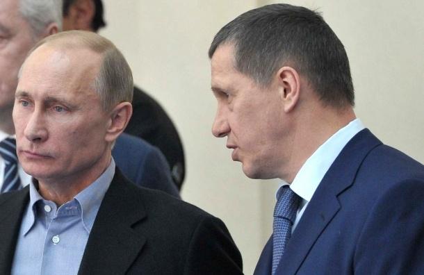 Путин назначил Трутнева полпредом в ДФО вместо Ишаева