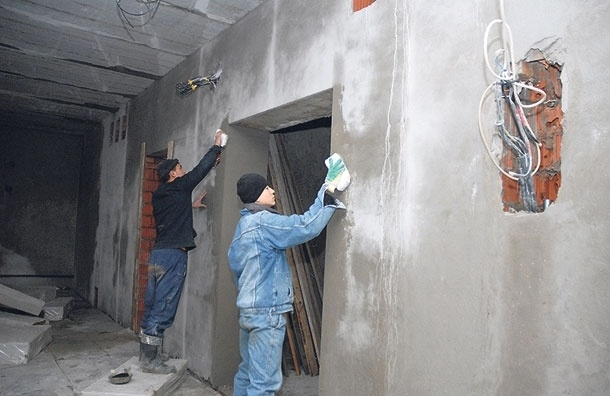 Основа ремонта. Какие бывают сухие строительные смеси