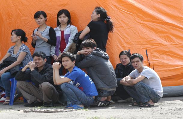 Эксперт: власти борются с самой тихой частью мигрантов