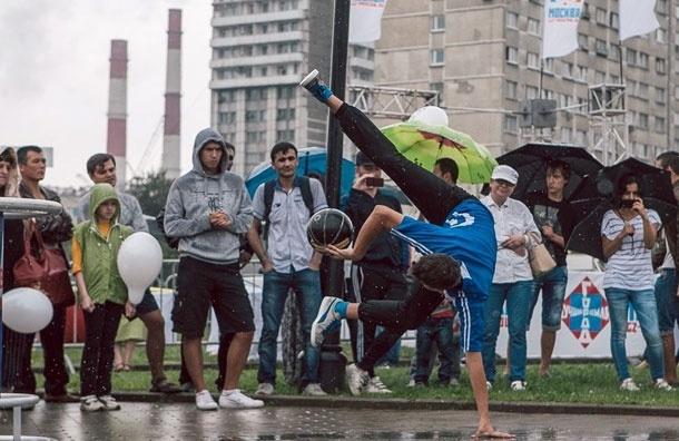 Фанаты экстрима поделятся мастерством со зрителями в парке «Кузьминки»