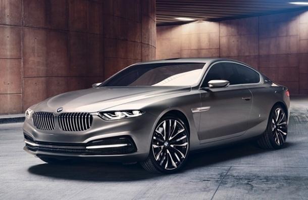BMW отказывается возрождать восьмую серию
