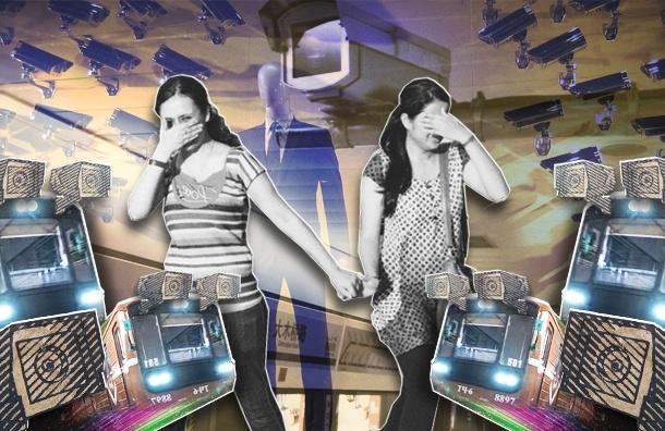 Новые камеры слежения в петербургском метро считывают эмоции пассажиров