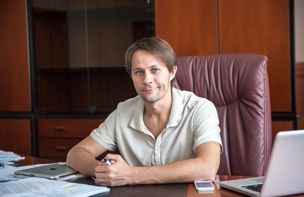 «Бизнесмен сам добивается успеха. Мы только помогаем на старте» - Дмитрий Молчанов