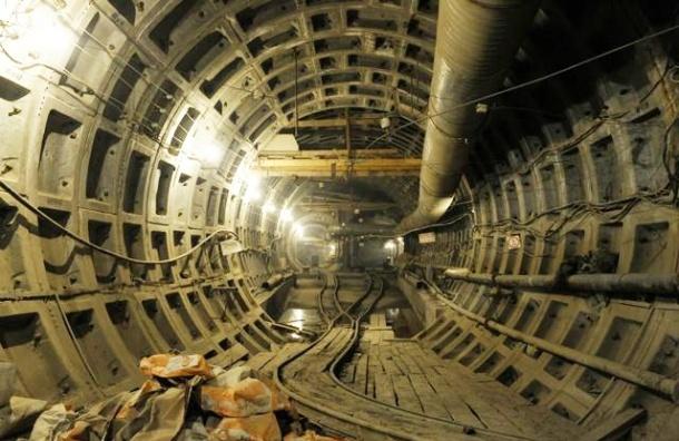 Продолжение фиолетовой линии метро начнут строить в декабре