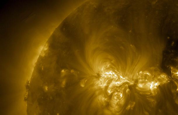 На Солнце меняются магнитные пояса