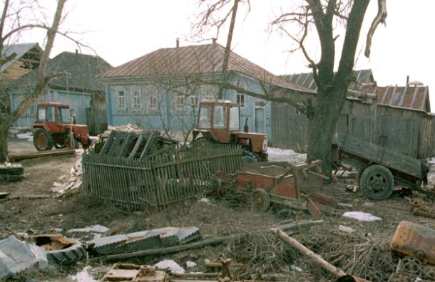 Депутат Милонов предлагает переселять бомжей в заброшенные колхозы