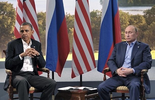 Обама отменил встречу с Путиным в Москве и Петербурге