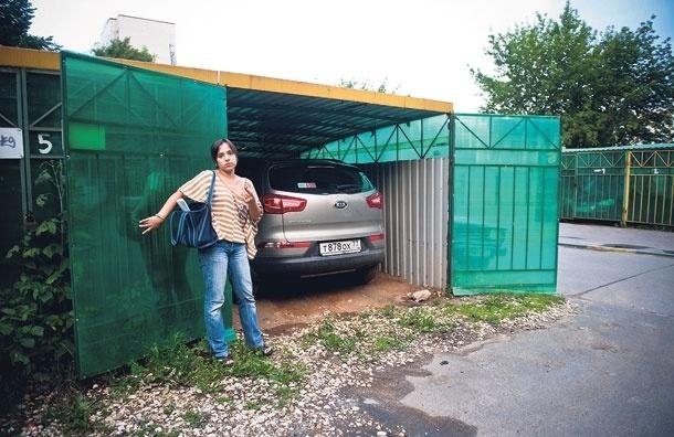 Как бы ошибка. Управа Хорошево-Мневников разрешила построить гаражи, а теперь сносит без компенсаций
