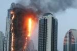 Виновник пожара в «Грозном-Сити» заплатит штраф 50 тысяч рублей