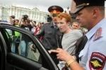 Гей-активист считает, что на Дворцовой на него напали «ряженые» десантники