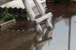 Наводнение на Дальнем Востоке 2013: в ЕАО прорвало дамбу
