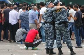В Апраксином дворе полиция проверила более тысячи человек