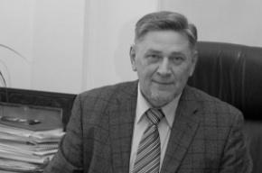 Ректор ННГАСУ разбился в аварии вместе с супругой