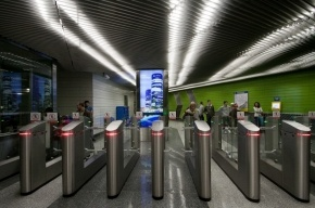 В петербургском метро турникеты оснастят датчиками радиации за 180 млн