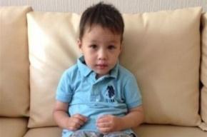 В Адмиралтейском районе ищут родителей потерявшегося мальчика
