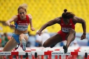 Россиянку увезли в больницу с чемпионата мира по легкой атлетике в Москве