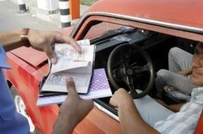Инспекторы ДПС осенью перестанут изымать водительские права