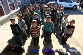 ООН насчитала миллион детей-беженцев из Сирии