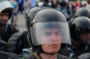 Полиция Москвы готовится к массовым беспорядкам после выборов мэра