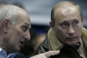 Названо место похорон первого тренера Путина по дзюдо Анатолия Рахлина