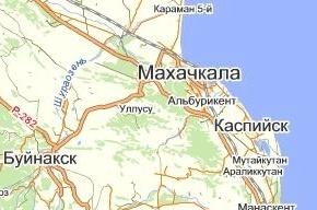 Полицейский открыл беспорядочную стрельбу в Махачкале