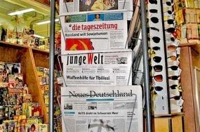 На Невском вновь могут появиться газетные киоски