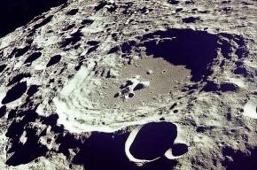 Ученые нашли воду в магматических породах на Луне