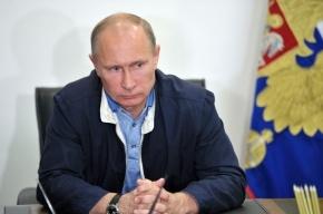 Путин отказался обсуждать плохой запах в Челябинске