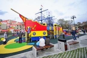 Во Фрунзенском районе мигрант домогался детей на детской площадке