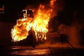 В Сертолово взорвался автомобилевоз, один человек погиб