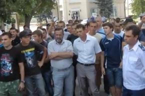 В Ростовской области назревает пугачевский бунт