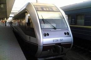 Эстонцы выводят второй поезд на линию Петербург – Таллинн