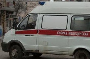 Автобус, грузовик и «скорая» столкнулись в Петербурге