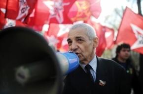В Москве умер один из лидеров «Левого фронта» Константин Косякин