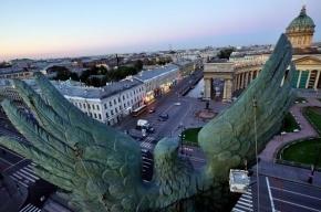 Полтавченко настаивает, чтобы петербуржцы гуляли по крышам