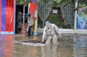 Уровень воды в реке Амур у Хабаровска может подняться еще на метр