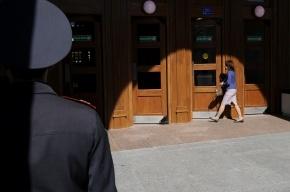 В Москве возле метро «Фрунзенская» произошла драка со стрельбой
