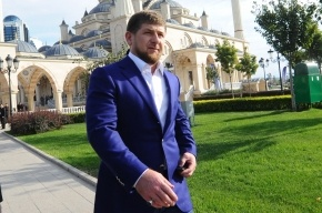 Кадыров снял мечеть «Сердце Чечни» с конкурса символов России