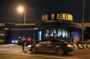 Пьяный водитель МАЗа врезался в здание поста ДПС на Урале