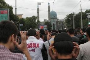 Из-за Ураза-байрама метро «Горьковская» закроют на вход