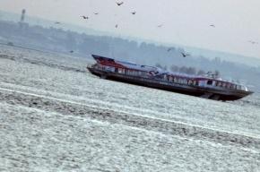 На намывных территориях Васильевского острова построят частный речной порт