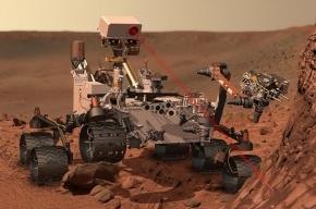 Curiosity празднует первую годовщину пребывания на Марсе