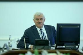 Полтавченко грозит увольнять чиновников за неисполнение бюджета