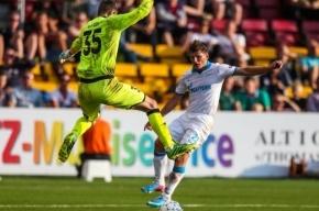 «Нордшелланд» проведет матч против «Зенита» без болельщиков