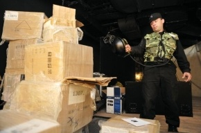 Вместо бомбы на Балтийском вокзале нашли чемодан с инструментами