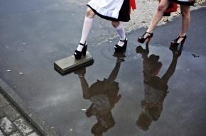 В Петербурге ушли из дома и пропали две школьницы