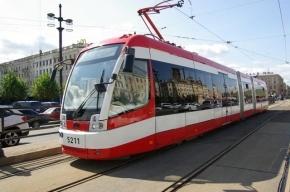Петербург купит челночный трамвай на 200 человек за 60 млн